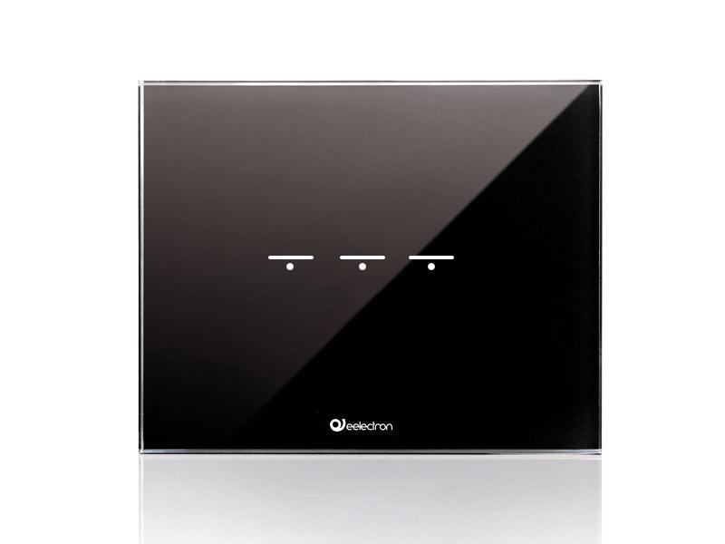 GlassPad-3ch_3Modules-Horizontal_black