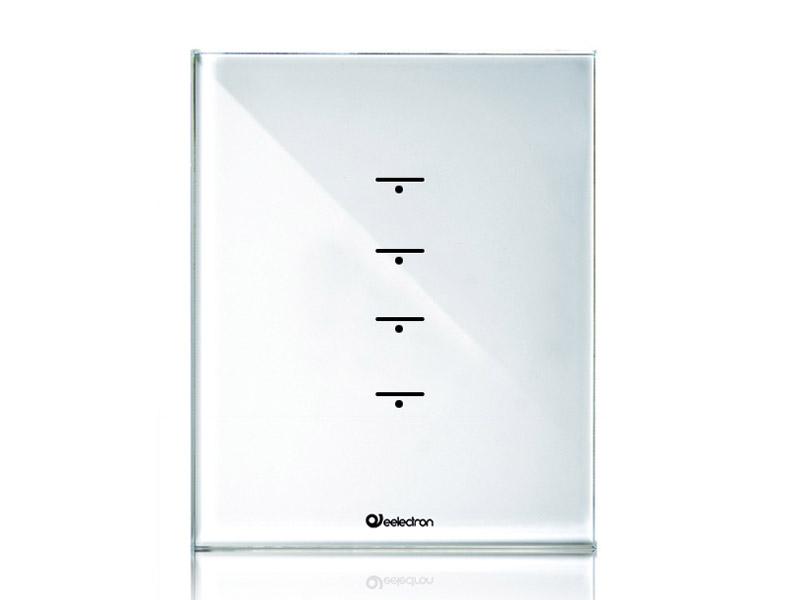GlassPad-4ch_4Modules-Vertical_white