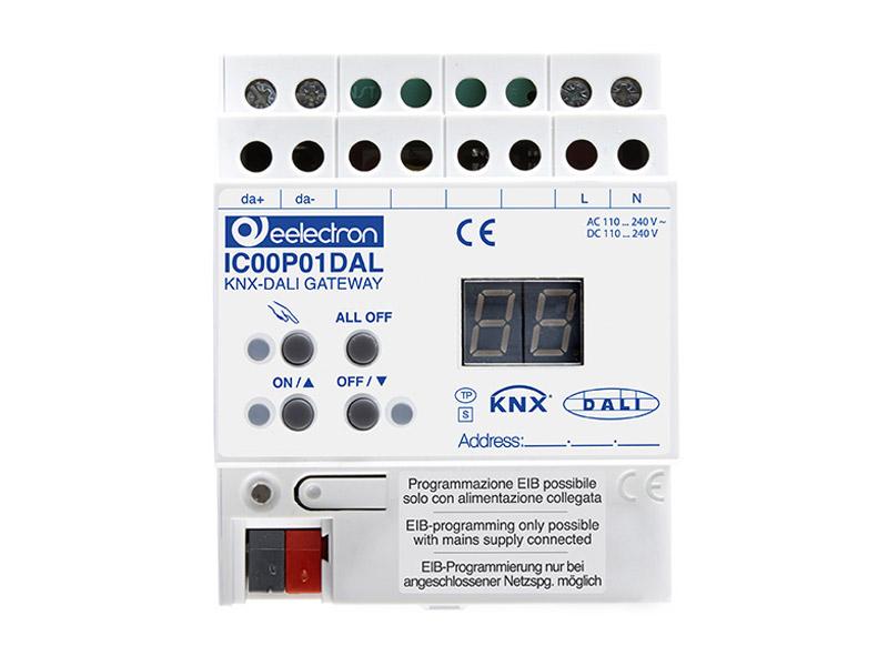 Knx Dali Gateway Eelectron