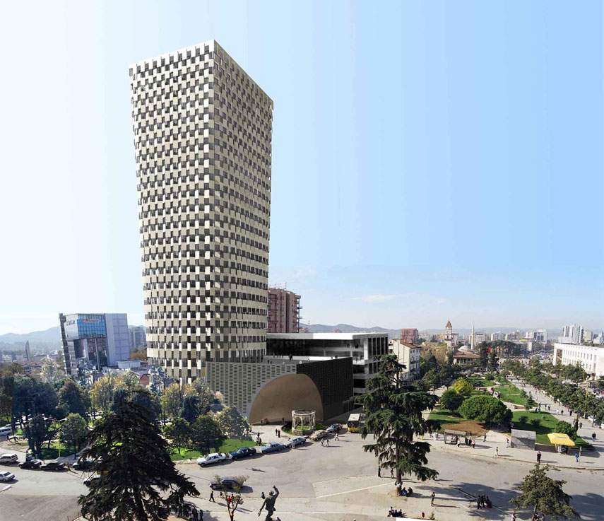 Plaza Hotel Tirana
