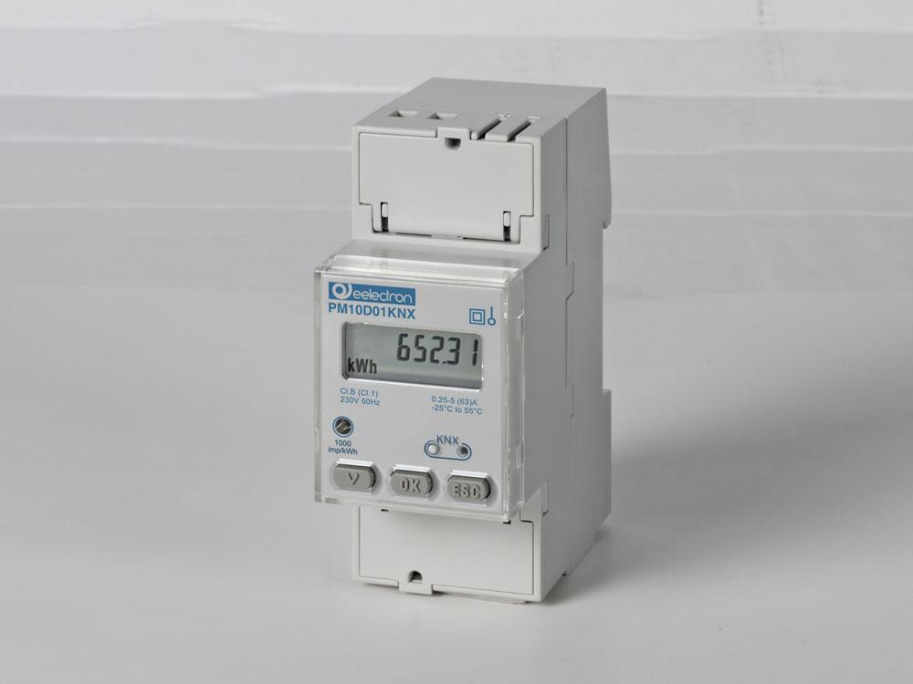 CONTATORI DI ENERGIA KNX – COMPACT