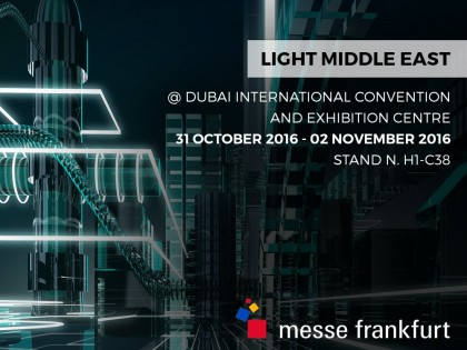 LIGHT MIDDLE EAST – DUBAI (UAE)