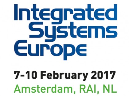 Integrated Systems Europe 2017