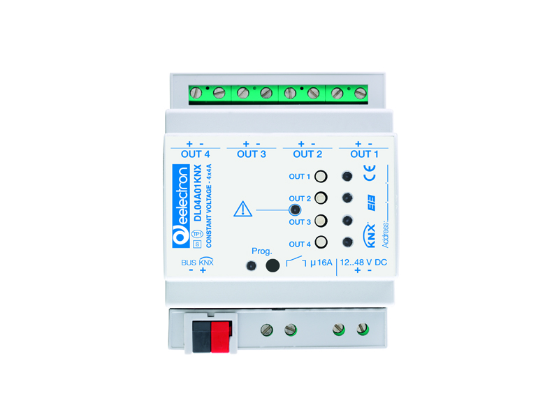 DIMMER LED 4 CHANNELS RGBW