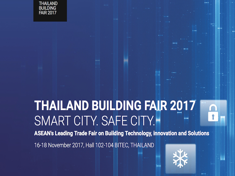 THAILAND BUILDING FAIR 2017