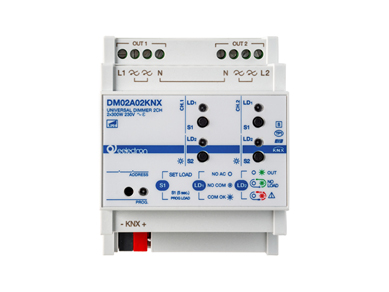 NEW Universal Dimmer 2 Channels x 300W