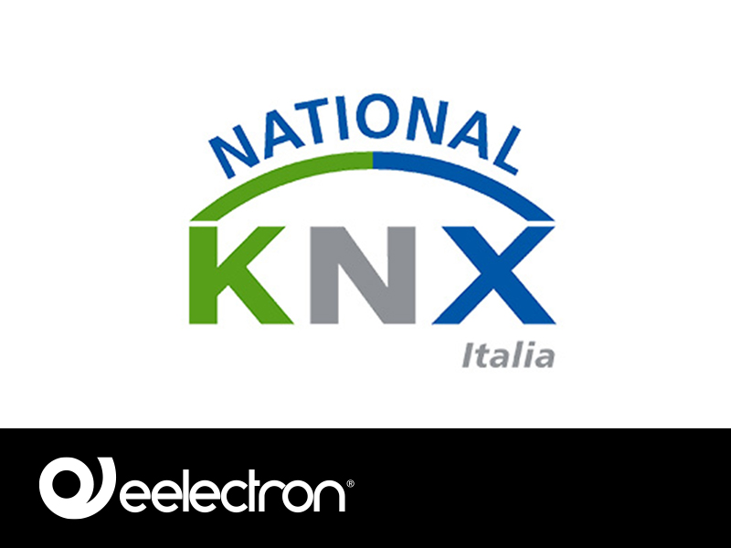 Eelectron joins KNX Italia Association