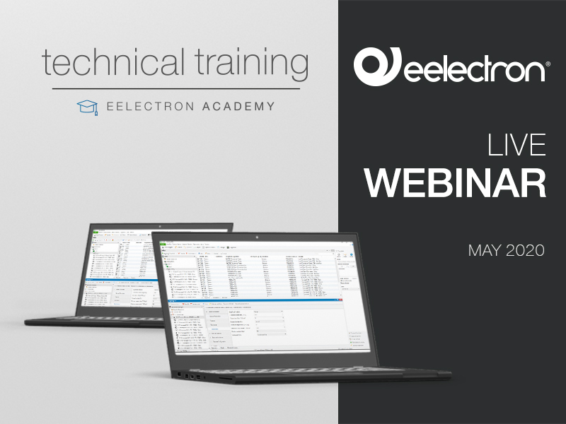 New Eelectron Live Technical Courses