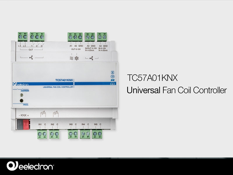 NEW KNX PRODUCT TC57A01KNX